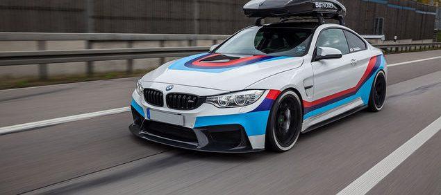 Radikálna prestavba – karbónové BMW M4