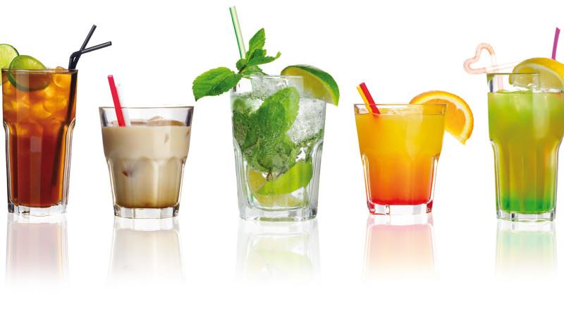 Letné drinky – rýchle 48f311a30e4