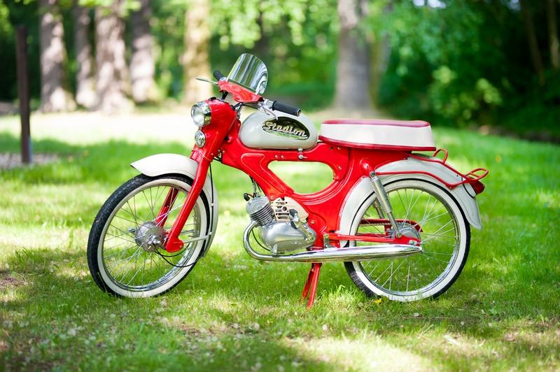 Datovania certifikát motocykel