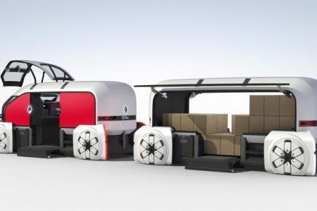 DPDgroup a Renault štartujú prípravu doručovania prostredníctvom autonómnych vozidiel