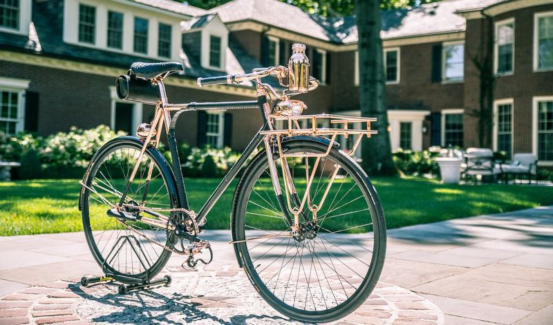 Najdrahší bicykel na svete?