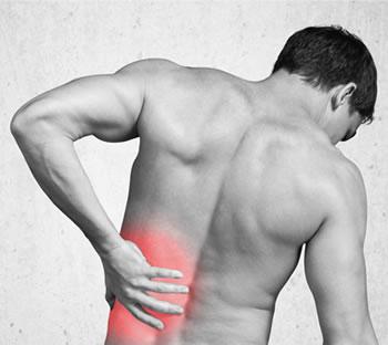 Bolieva vás chrbát?