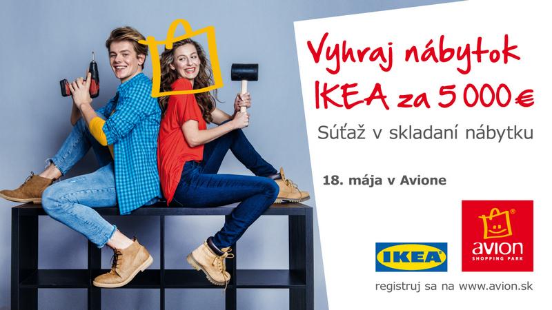 IKEA súťaž v AVIONe