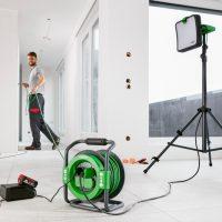Schneider Electric / Cabel Wheels / Kabeltrommeln