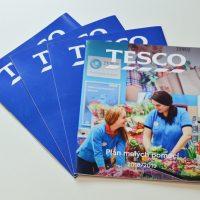 – Tesco na Slovensku prvýkrát vydalo ucelenú správu o svojich aktivitách v oblasti spoločenskej zodpovednosti.