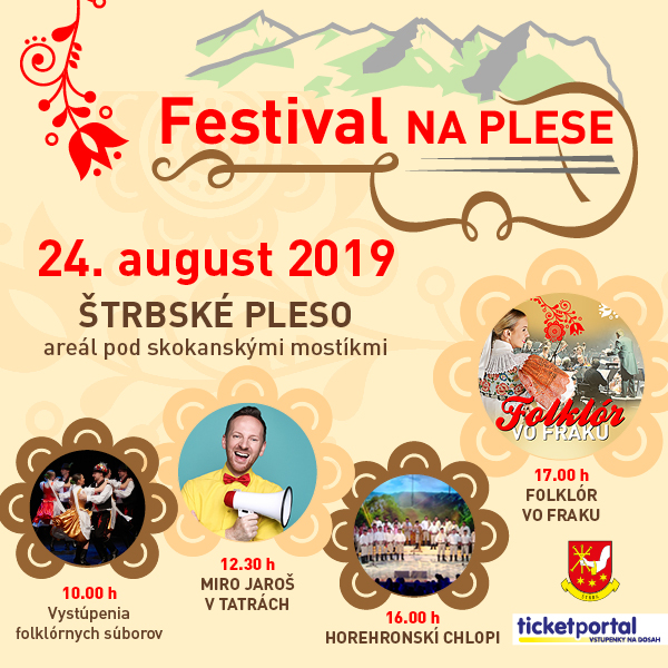 Festival na plese 2019