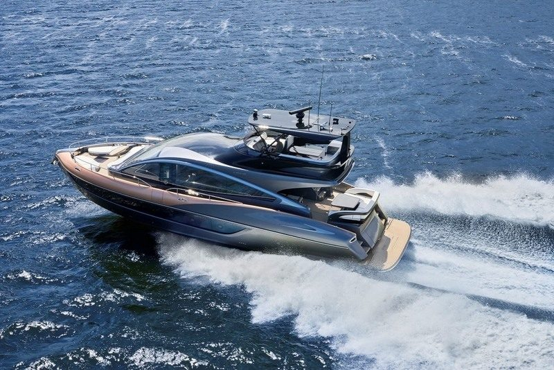 Luxus jachty Lexus